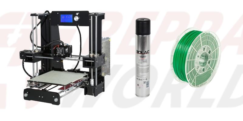 Prusa i3 Pro DIY Start Bundle - € 285