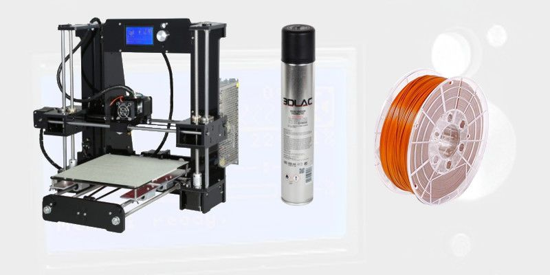 Prusa i3 Pro DIY Start Bundle - € v
